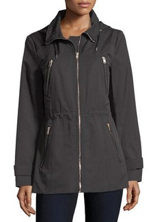 Marc New York by Andrew Marc Tanner Tech Rain Jacket