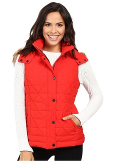 "Marc New York by Andrew Marc Thea 25"" Pyramid Puffer Vest"