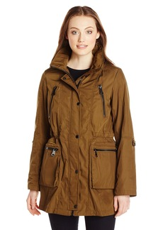 Marc New York by Andrew Marc Women's Anorak With Mesh Lining