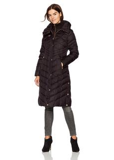 Marc New York by Andrew Marc Women's Melina Matte Down Jacket  Extra Small