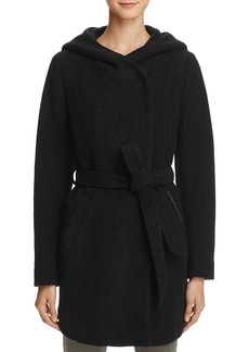 Marc New York Flair Belted Coat