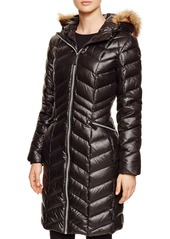 Andrew Marc Marc New York Long Puffer Coat