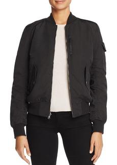 Marc New York Nicole Reversible Bomber Jacket