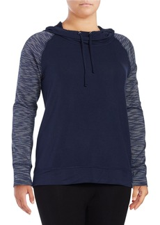 Andrew Marc MARC NEW YORK PERFORMANCE Contrast Performance Hoodie