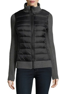 Andrew Marc Marc New York Performance Down-Filled Combo Jacket