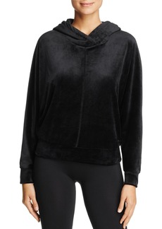 Marc New York Performance Hooded Velvet Sweatshirt
