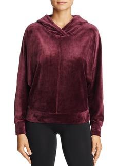 Marc New York Performance Hooded Velvet Sweatshirt