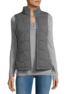 Marc New York Knit Packable Vest