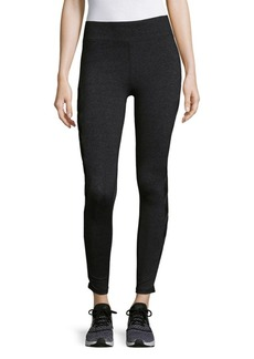 Marc New York Performance Mid-Rise Pull-On Leggings