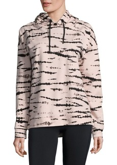 Andrew Marc Marc New York Performance Printed Cotton Hoodie