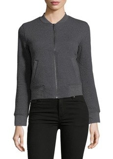 Marc New York Performance Textured Bomber Jacket