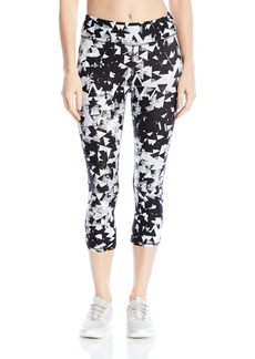 Marc New York Performance Women's All Over Printed Crop Legging