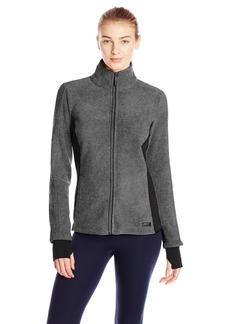 Andrew Marc Marc New York Performance Women's Colorblock Polar Fleece Jacket