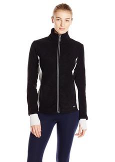 Marc New York Performance Women's Colorblock Polar Fleece Jacket