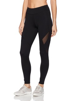 Marc New York Performance Women's Compression Legging with Mesh  M