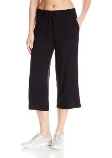 Andrew Marc Marc New York Performance Women's Drawstring Culottes  M