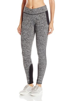 Marc New York Performance Women's Hi Tech Seamed Long Legging