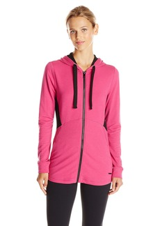 Andrew Marc Marc New York Performance Women's Hooded Jacket with Mesh