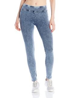 Marc New York Performance Women's Indigo Wash Legging Jean