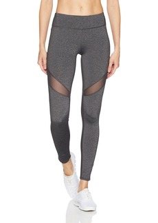 Marc New York Performance Women's Long Compression Legging With Mesh  L
