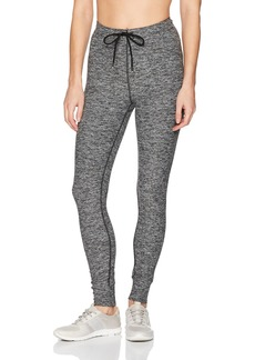 Marc New York Performance Women's Long Jogger Style Legging with Logo Elastic  L
