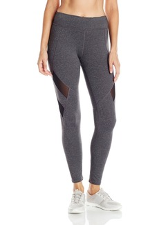 Marc New York Performance Women's Long Legging with Mesh Insets