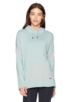 Marc New York Performance Women's L/s Hooded Tunic with Thermal  L
