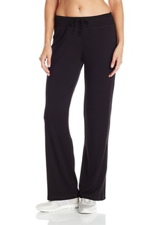 Marc New York Performance Women's Open Bottom Pant with Mesh Side Panels