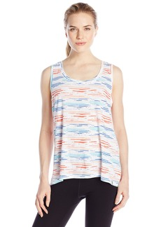 Marc New York Performance Women's Printed Scoop Neck Tank