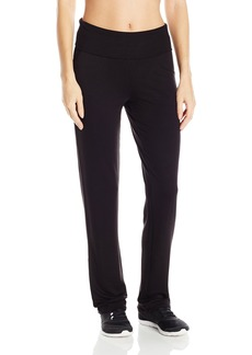 Marc New York Performance Women's Rollover Waistband Sweatpant W/ Cinched Hem  L