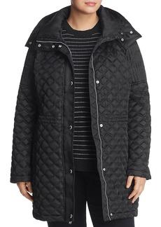 Marc New York Plus Calypso Quilted Coat