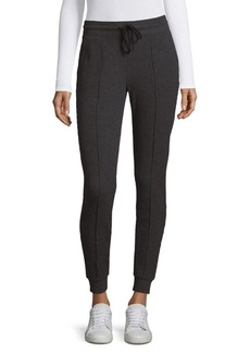 Marc New York Rib-Knit Jogger Pants