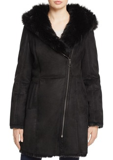 Marc New York Shea Faux Toscana Shearling Coat - 100% Exclusive
