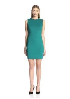 Marc New York Women's Sleeveless Sheath Dress   US