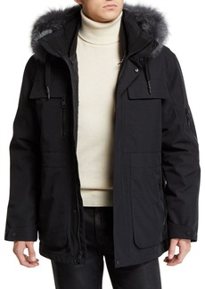 Andrew Marc Men's 3-in-1 Hamilton Coat