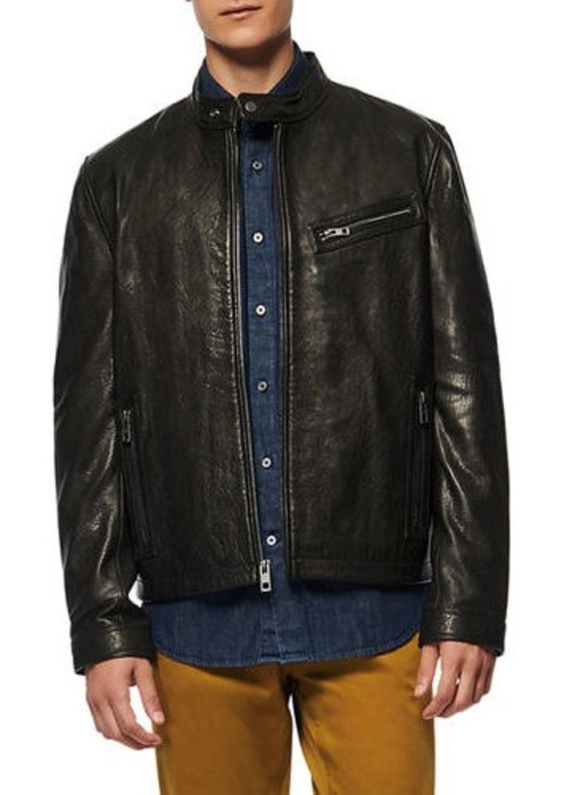 Andrew Marc Men's Cumberland Leather Jacket