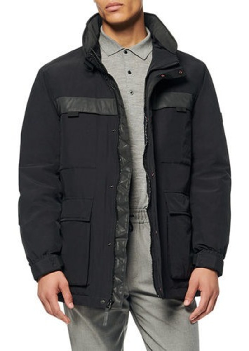 Andrew Marc Men's Granard Utility Coat