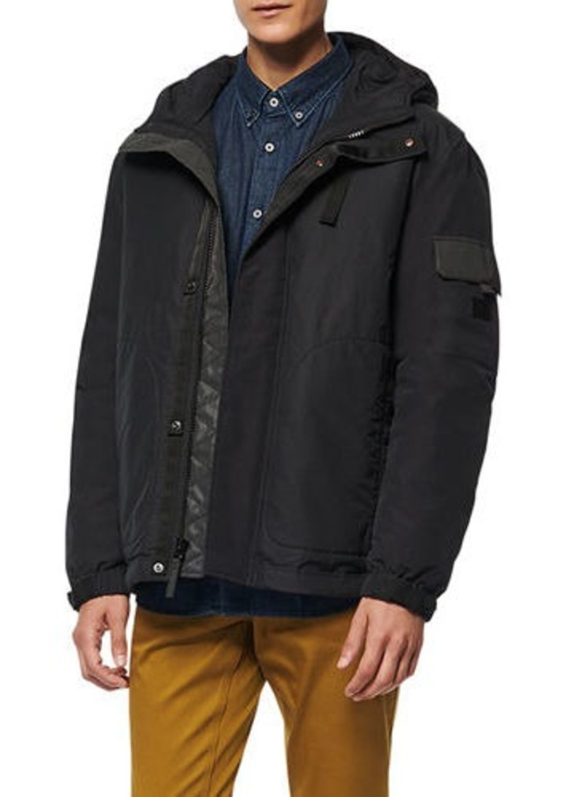 Andrew Marc Men's Greiggs Hooded Puffer Coat