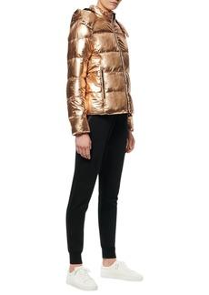 Marc New York Metallic Puffer Jacket