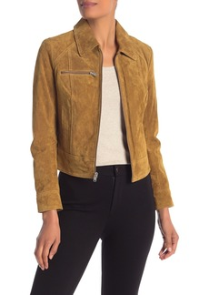 Andrew Marc Ripley Leather Jacket