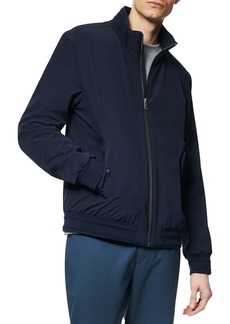 Andrew Marc Water-Resistant Bomber Jacket