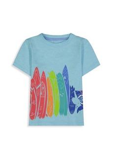 Andy & Evan Little Boy's Surfboard T-Shirt