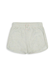 Andy & Evan Little Girl's Nep Terry Dolphin Shorts