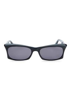 Andy Wolf 53MM Rectangular Sunglasses
