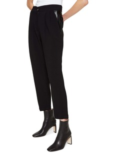 ANINE BING Eleanor Crop Trousers