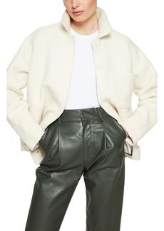 ANINE BING Jaden Wool Jacket