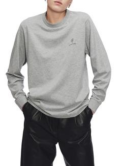ANINE BING Willow Long Sleeve T-Shirt
