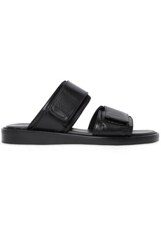 Ann Demeulemeester 20mm Leather Straps Sandals