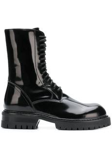 Ann Demeulemeester Abrasivato mid-calf boots