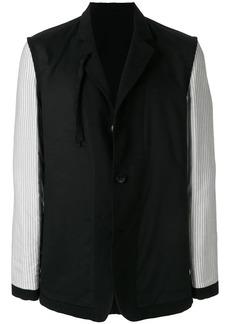 Ann Demeulemeester Albert reversible jacket